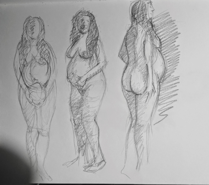 5 minutes poses