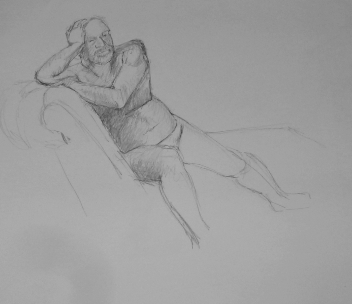 life drawing bhg alan